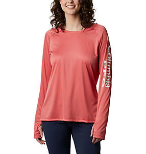Women's PFG Tidal Tee™ Heather Hoodie
