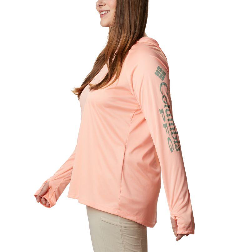 Tidal Tee™ Heather Hoodie - Plus Size Tidal Tee™ Heather Hoodie - Plus Size, a1