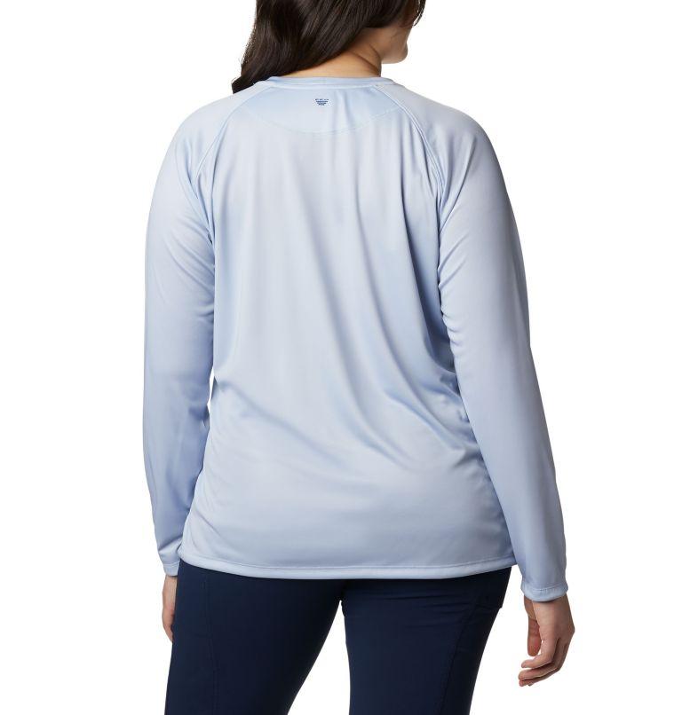 Women's PFG Tidal™ Printed Medallion Long Sleeve T-Shirt – Plus Size Women's PFG Tidal™ Printed Medallion Long Sleeve T-Shirt – Plus Size, back