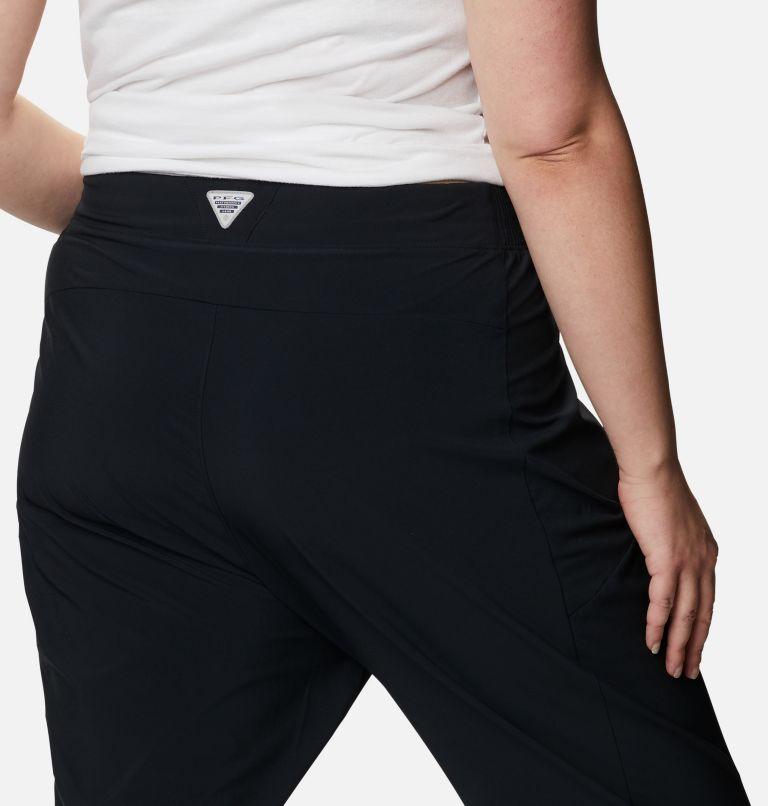 Tidal™ II Pant | 010 | 1X Women's PFG Tidal™ II Pants - Plus Size, Black, a3