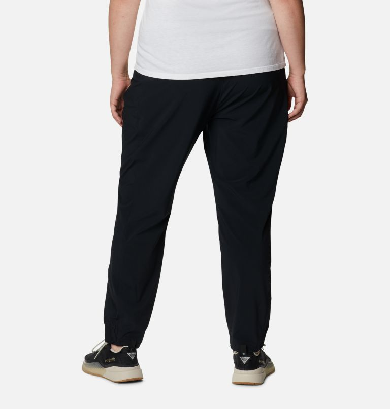 Tidal™ II Pant | 010 | 1X Women's PFG Tidal™ II Pants - Plus Size, Black, back