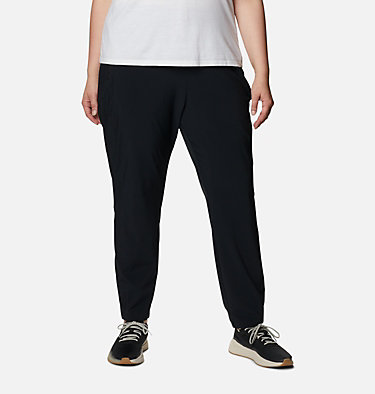 Women's PFG Tidal™ II Pants - Plus Size Tidal™ II Pant | 010 | 3X, Black, front