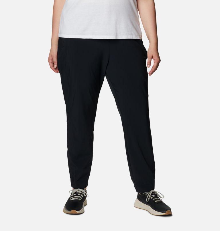 Tidal™ II Pant | 010 | 1X Women's PFG Tidal™ II Pants - Plus Size, Black, front