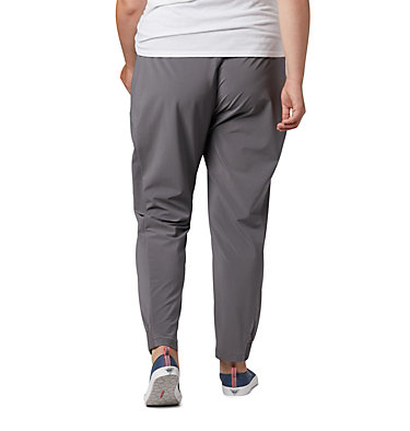 Women's PFG Tidal™ II Pants - Plus Size Tidal™ II Pant | 010 | 3X, City Grey, back