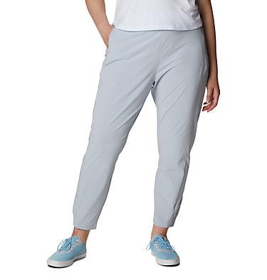 Women's PFG Tidal™ II Pants - Plus Size Tidal™ II Pant   010   3X, Cirrus Grey, front