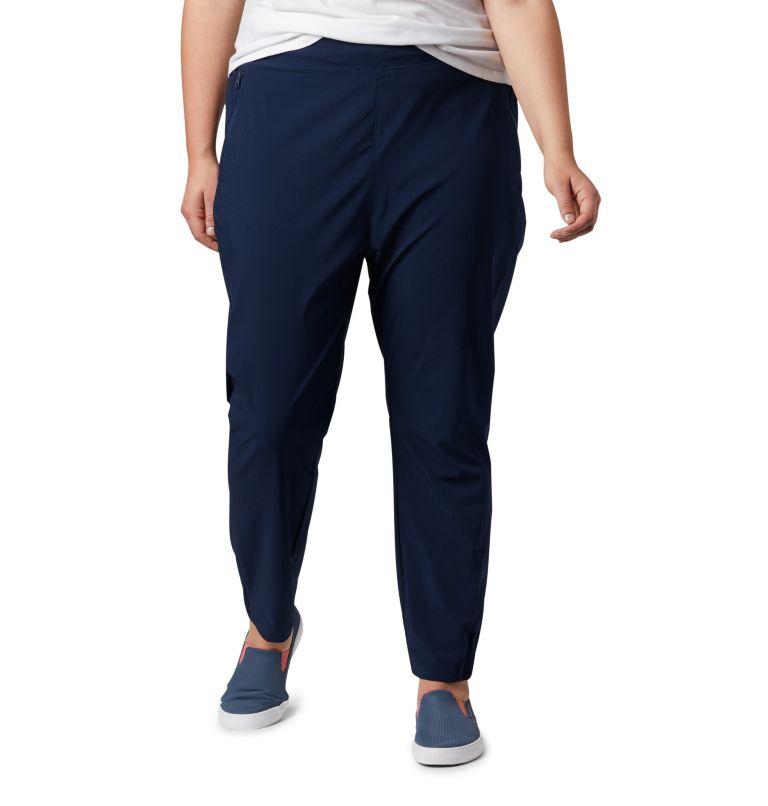 Tidal™ II Pant | 464 | 3X Women's PFG Tidal™ II Pants - Plus Size, Collegiate Navy, front