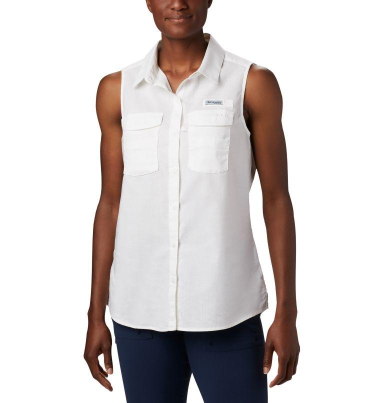 Women's PFG Bonehead™ Stretch Sleeveless Shirt Women's PFG Bonehead™ Stretch Sleeveless Shirt, front