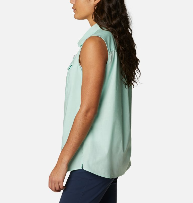 Women's PFG Bonehead™ Stretch Sleeveless Shirt Women's PFG Bonehead™ Stretch Sleeveless Shirt, a1