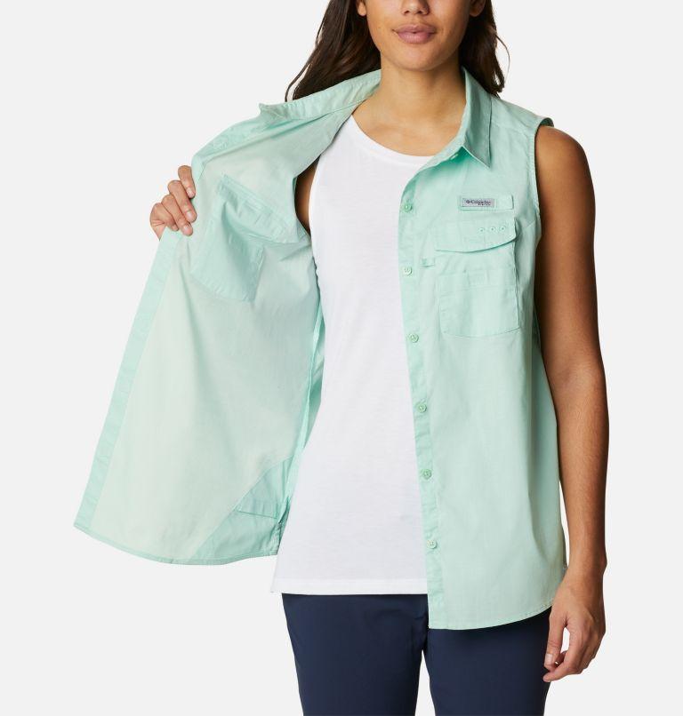 Women's PFG Bonehead™ Stretch Sleeveless Shirt Women's PFG Bonehead™ Stretch Sleeveless Shirt, a3