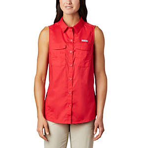 Women's PFG Bonehead™ Stretch Sleeveless Shirt