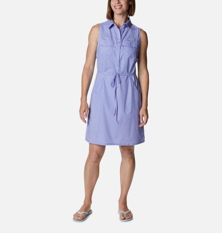 Women's PFG Bonehead™ Stretch Sleeveless Dress Women's PFG Bonehead™ Stretch Sleeveless Dress, front