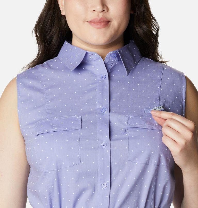 Women's PFG Bonehead™ Stretch Sleeveless Dress – Plus Size Women's PFG Bonehead™ Stretch Sleeveless Dress – Plus Size, a2