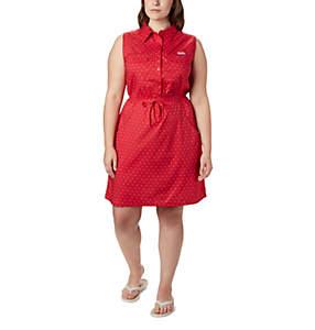 Robe sans manches extensible PFG Bonehead™ pour femme – Grandes tailles