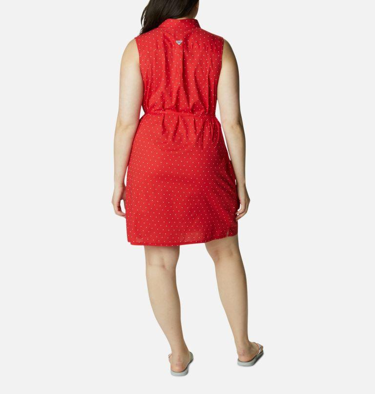 Robe sans manches extensible PFG Bonehead™ pour femme – Grandes tailles Robe sans manches extensible PFG Bonehead™ pour femme – Grandes tailles, back