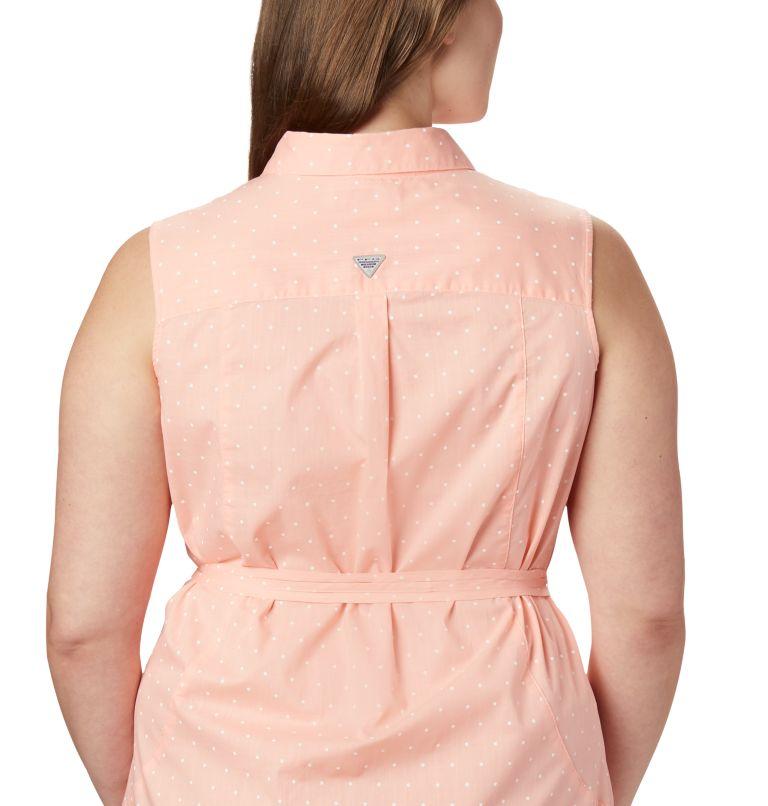 Women's PFG Bonehead™ Stretch Sleeveless Dress – Plus Size Women's PFG Bonehead™ Stretch Sleeveless Dress – Plus Size, a3