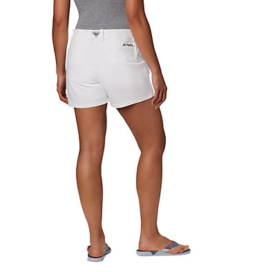 Women's Bonehead™ Stretch Shorts W Bonehead™ Stretch Short | 160 | 10, White, back