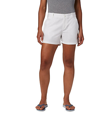 Women's Bonehead™ Stretch Shorts W Bonehead™ Stretch Short | 160 | 10, White, front