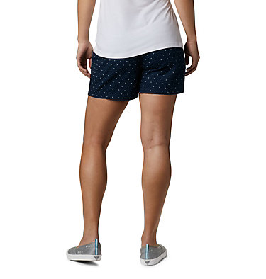 Women's Bonehead™ Stretch Shorts W Bonehead™ Stretch Short | 160 | 10, Collegiate Navy Swiss Dot, back