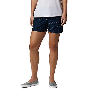 Women's Bonehead™ Stretch Shorts W Bonehead™ Stretch Short | 160 | 10, Collegiate Navy Swiss Dot, front