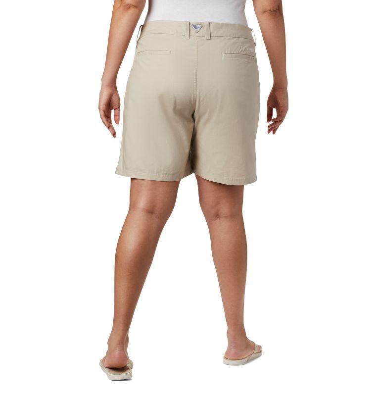 Women's Bonehead™ Stretch Shorts - Plus Size Women's Bonehead™ Stretch Shorts - Plus Size, back
