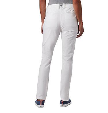 Women's PFG Bonehead™ Stretch Pants W Bonehead™ Stretch Pant | 100 | 10, White, back