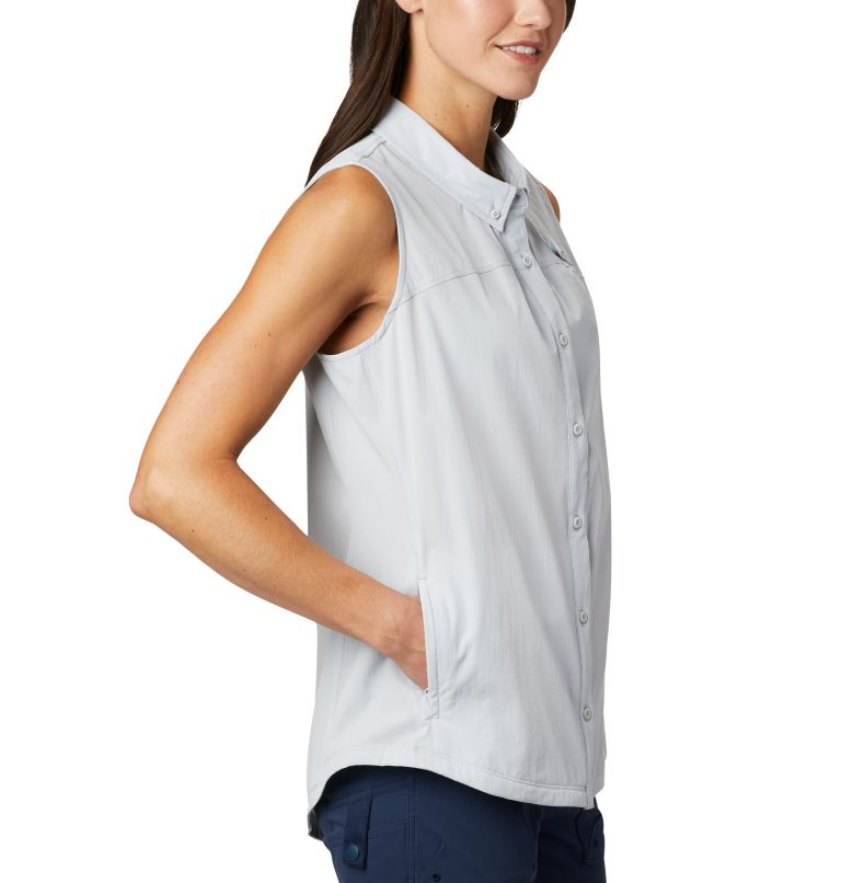 Women's Coral Point™ Sleeveless Woven Shirt Women's Coral Point™ Sleeveless Woven Shirt, a1