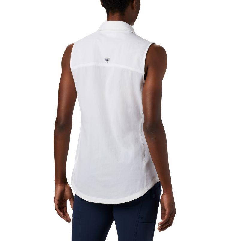 Women's Coral Point™ Sleeveless Woven Shirt Women's Coral Point™ Sleeveless Woven Shirt, back