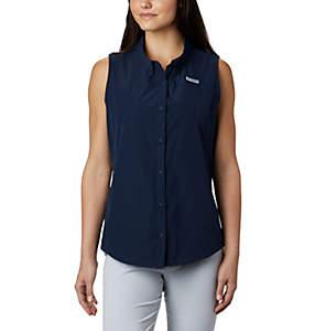 Women's Coral Point™ Sleeveless Woven Shirt