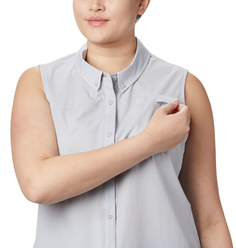 Women's Coral Point™ Sleeveless Woven Shirt – Plus Size Women's Coral Point™ Sleeveless Woven Shirt – Plus Size, a2