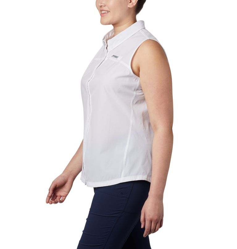 Women's Coral Point™ Sleeveless Woven Shirt – Plus Size Women's Coral Point™ Sleeveless Woven Shirt – Plus Size, a1