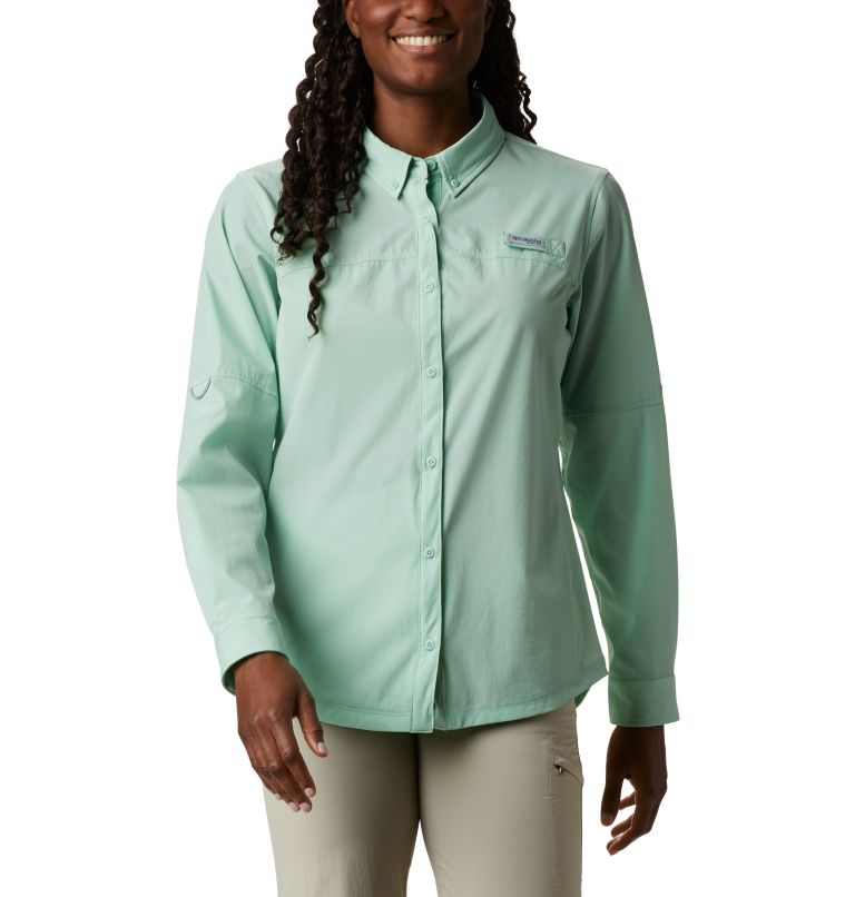 Women's Coral Point™ Long Sleeve Woven Shirt Women's Coral Point™ Long Sleeve Woven Shirt, front