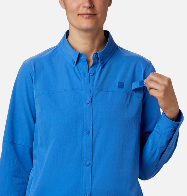 Women's Coral Point™ Long Sleeve Woven Shirt Women's Coral Point™ Long Sleeve Woven Shirt, a3