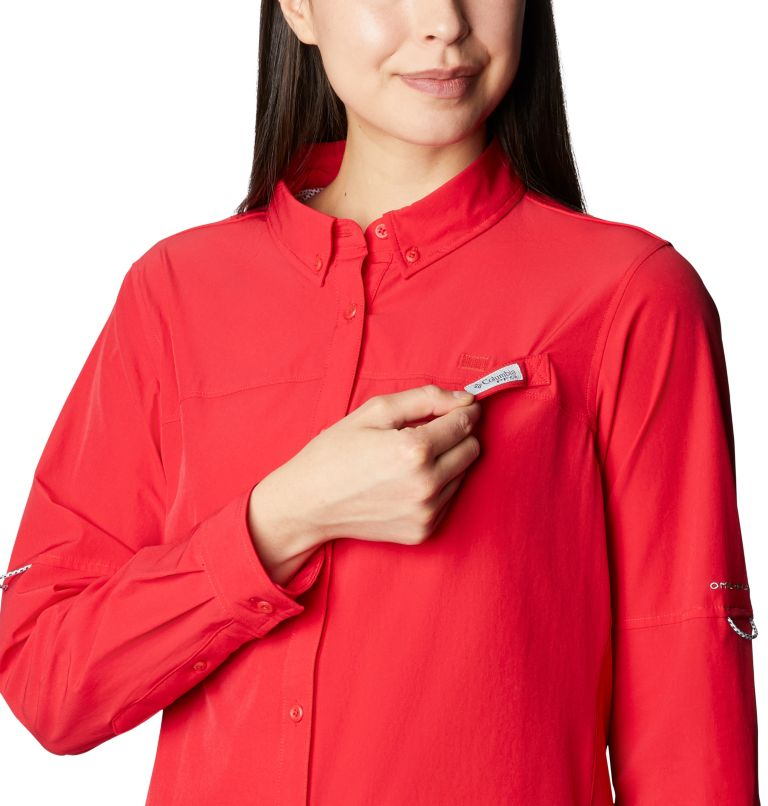 Women's Coral Point™ Long Sleeve Woven Shirt Women's Coral Point™ Long Sleeve Woven Shirt, a2