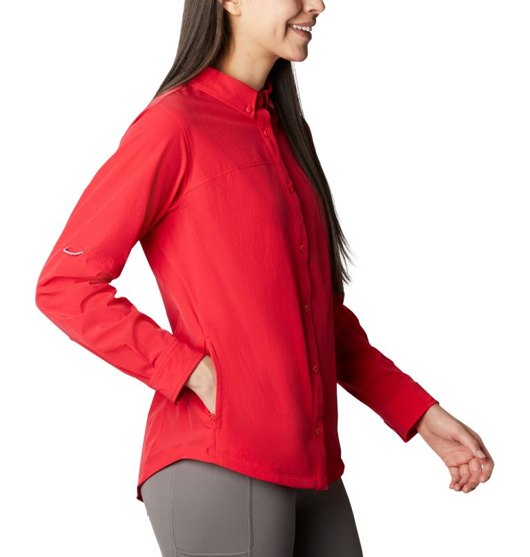 Women's Coral Point™ Long Sleeve Woven Shirt Women's Coral Point™ Long Sleeve Woven Shirt, a4