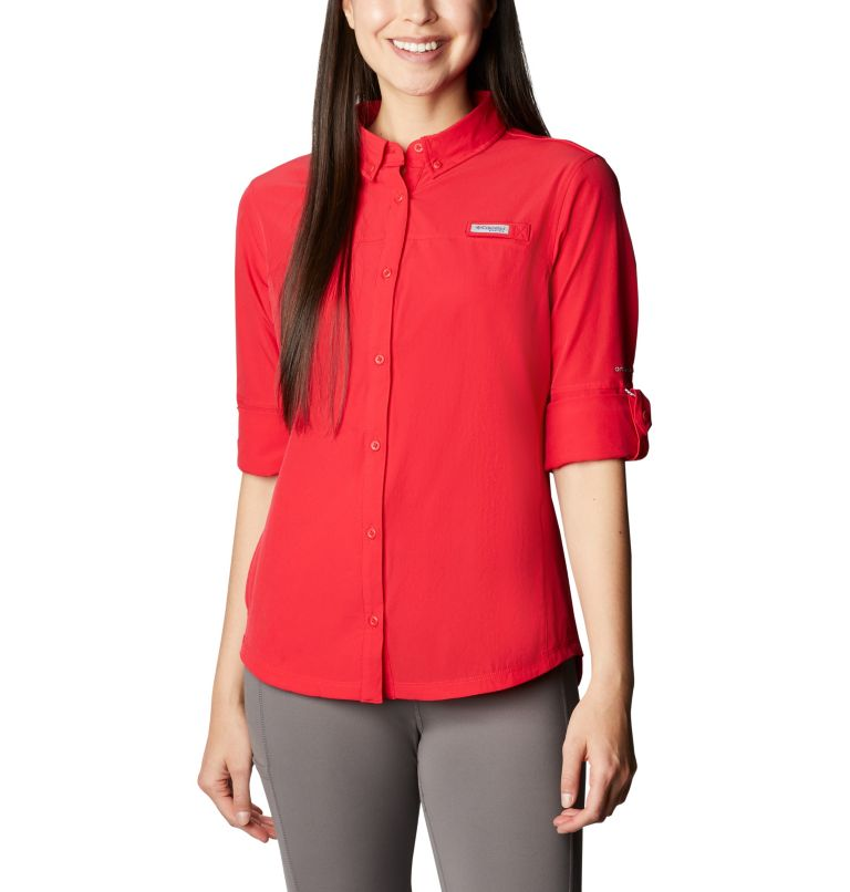 Women's Coral Point™ Long Sleeve Woven Shirt Women's Coral Point™ Long Sleeve Woven Shirt, a5