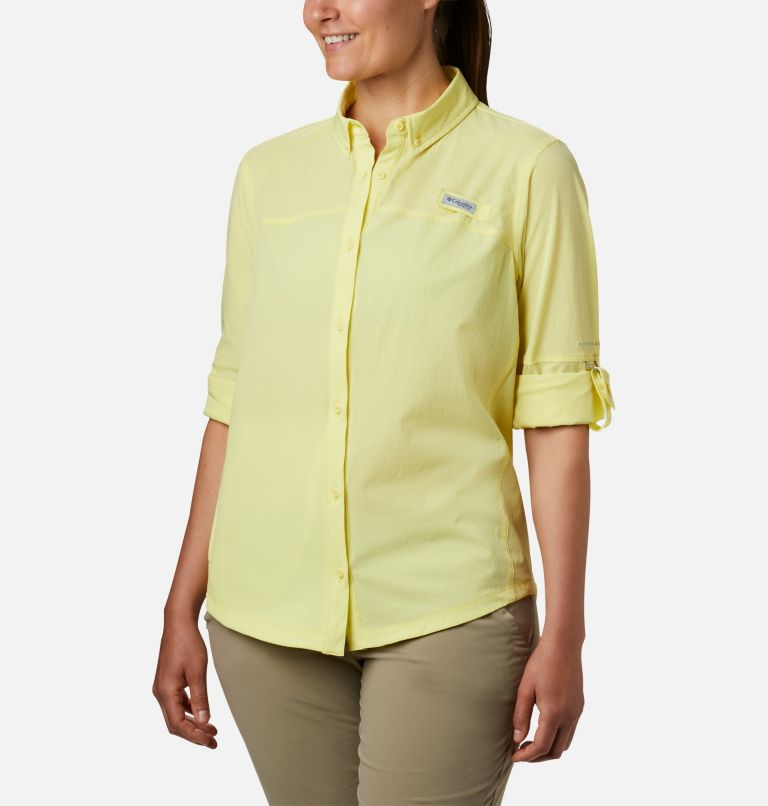 Women's Coral Point™ Long Sleeve Woven Shirt Women's Coral Point™ Long Sleeve Woven Shirt, a1