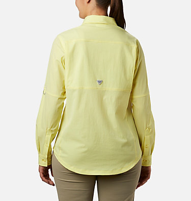 Women's Coral Point™ Long Sleeve Woven Shirt Coral Point™ LS Woven | 658 | L, Sunnyside, back
