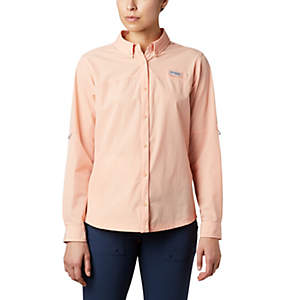 Women's Coral Point™ Long Sleeve Woven Shirt