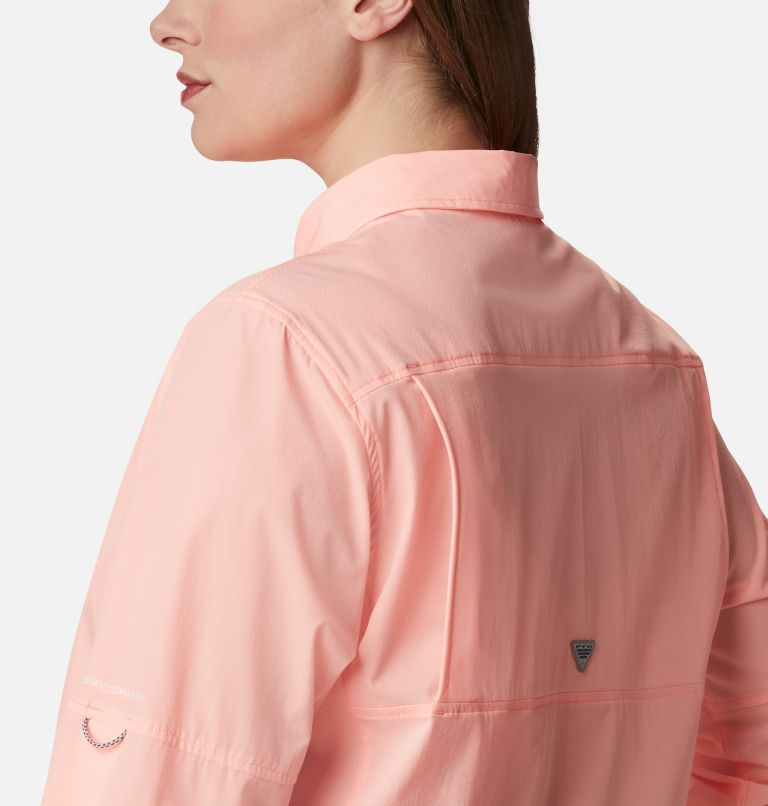 Women's Coral Point™ Long Sleeve Woven Shirt – Plus Size Women's Coral Point™ Long Sleeve Woven Shirt – Plus Size, a3