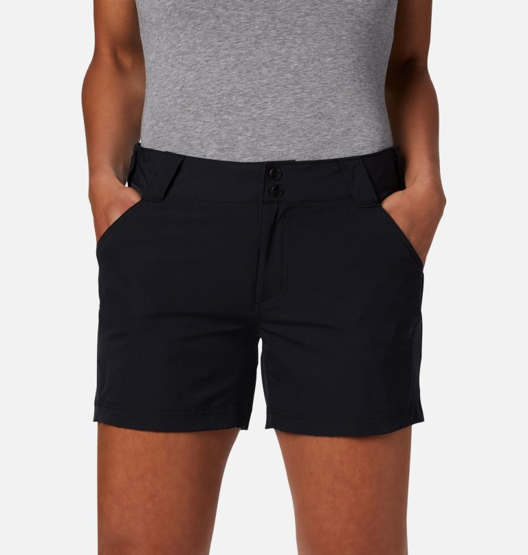 Coral Point™ III Short | 010 | 10 Women's Coral Point™ III Shorts, Black, a2