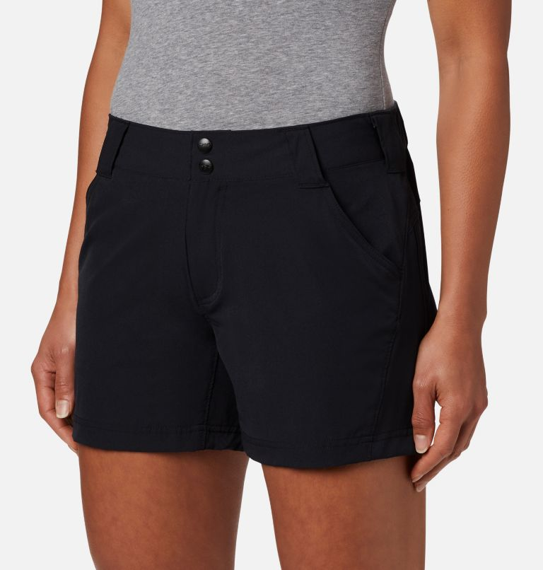 Coral Point™ III Short | 010 | 10 Women's Coral Point™ III Shorts, Black, a3