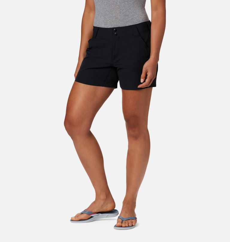 Coral Point™ III Short | 010 | 16 Women's Coral Point™ III Shorts, Black, front