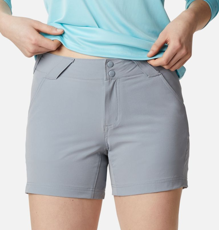 Coral Point™ III Short | 032 | 14 Women's Coral Point™ III Shorts, Tradewinds Grey, a2