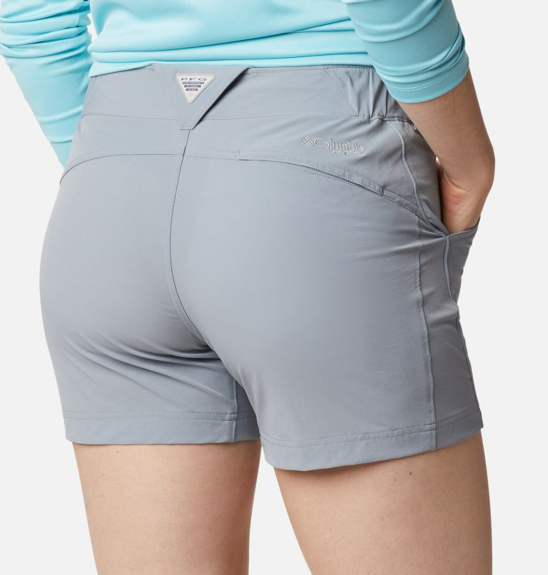 Coral Point™ III Short | 032 | 4 Women's Coral Point™ III Shorts, Tradewinds Grey, a3