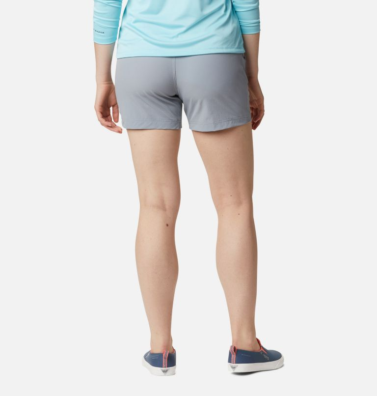 Coral Point™ III Short | 032 | 14 Women's Coral Point™ III Shorts, Tradewinds Grey, back