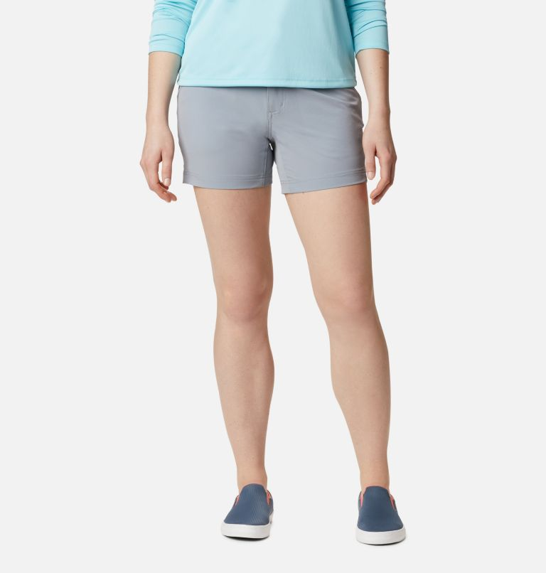 Coral Point™ III Short | 032 | 14 Women's Coral Point™ III Shorts, Tradewinds Grey, front