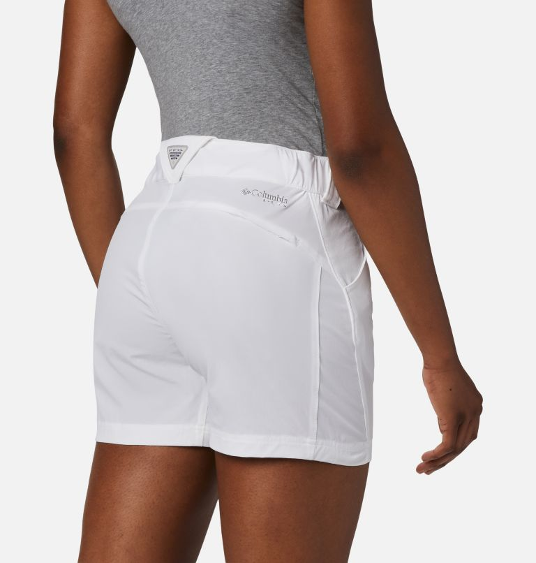 Coral Point™ III Short | 100 | 4 Women's Coral Point™ III Shorts, White, a1