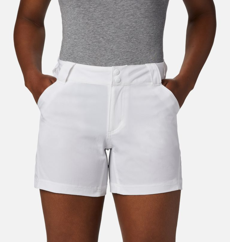 Coral Point™ III Short | 100 | 4 Women's Coral Point™ III Shorts, White, a2