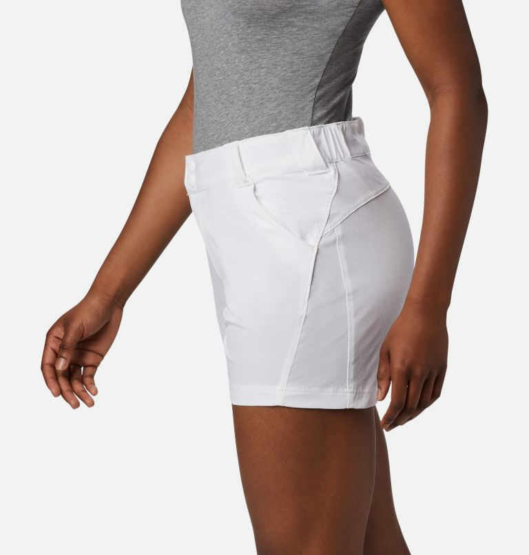 Coral Point™ III Short | 100 | 4 Women's Coral Point™ III Shorts, White, a3