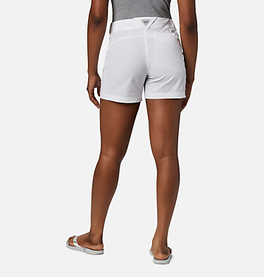Women's Coral Point™ III Shorts Coral Point™ III Short | 032 | 14, White, back